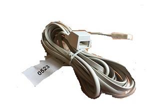 BT-verlengkabel 5m voor ultrasone afstandssensor