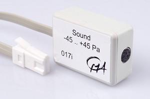 Geluidsensor is vervangen door BT80i