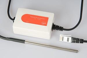 Temperatuursensor (-18..110 °C) is vervangen door BT84i