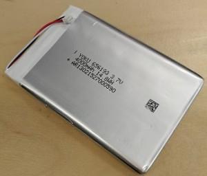 Losse batterij voor VinciLab