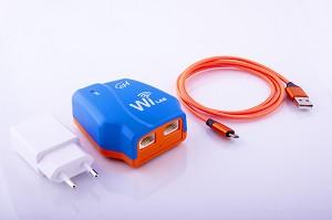 WiLab bluetooth interface